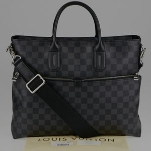Louis Vuitton Graphite 7days a Week Business Bag